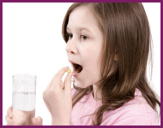 kids difficulty swallowing pills