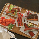 Alaskan White Fish Sampler