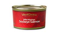 canned wild red salmon or canned wild salmon