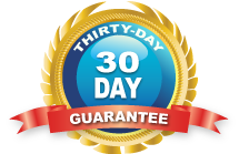 30 Day Guarantee Seal