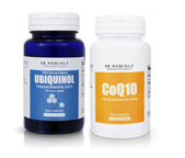 Coenzyme Q10 and Ubiquinol