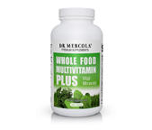 Whole Food Multivitamins PLUS