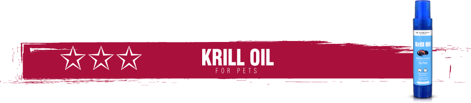 Krill Oil for Pets divider