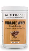 Miracle Whey Protein Powder Chocolate Flavor