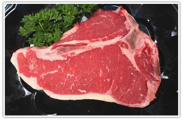 Organic beef is high in protein