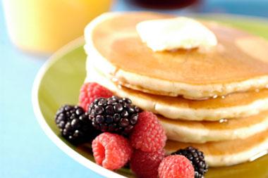 Dr. Mercola's Protein Pancakes