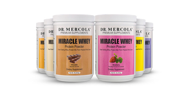 Miracle Whey Create Your Own 6-Pack
