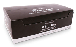 Whey Bar Premium Chocolate with Whey and Almonds