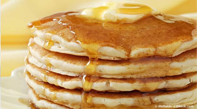Receta Para Hotcakes de Harina de Coco y Almendra