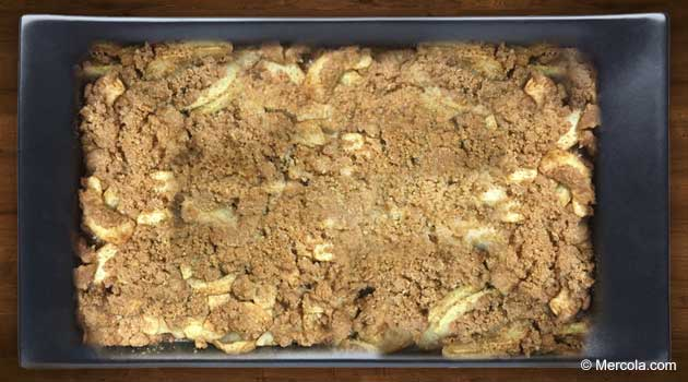 Health-Boosting Apple Crumble Recipe