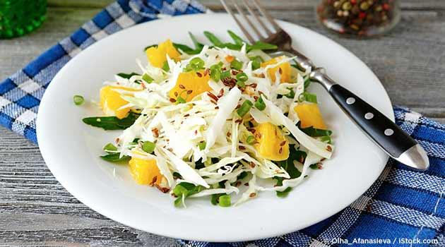 Cabbage Crunch Recipe