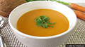 Carrot Coconut Soup Recipe
