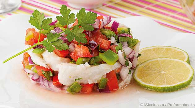 Refreshing Ceviche Recipe