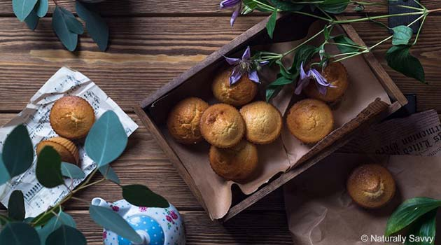 Chai Tea Muffins Recipe