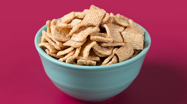 Cinnamon Square Cereal Recipe