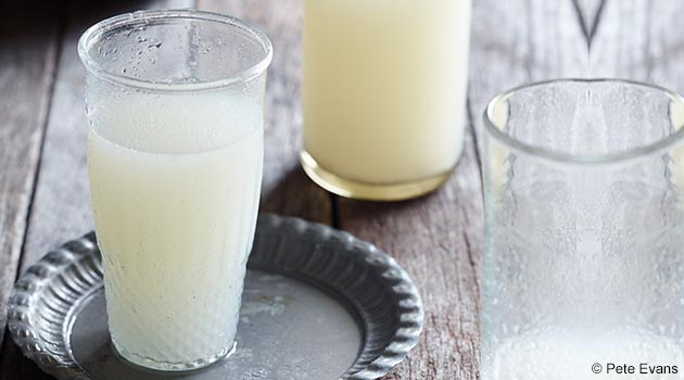 Gut-Healing Coconut and Ginger Kefir
