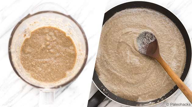 Cream of Mushroom Step4