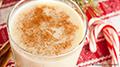 Healthy Holiday Eggnog Recipe
