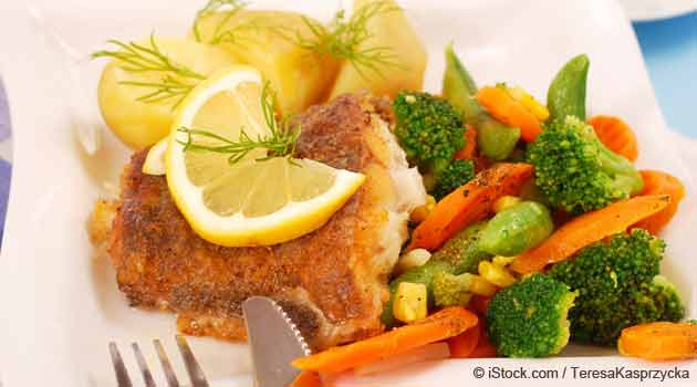 Curried Halibut and Vegetables Recipe