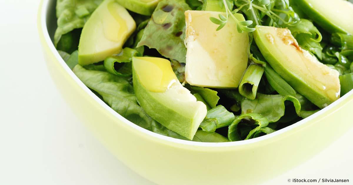 Crisp and Crunchy Green Salad Recipe
