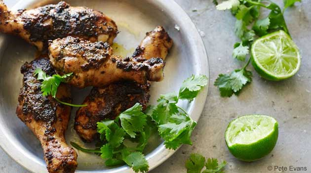 Healthy and Savory Jamaican Jerk Chicken Recipe