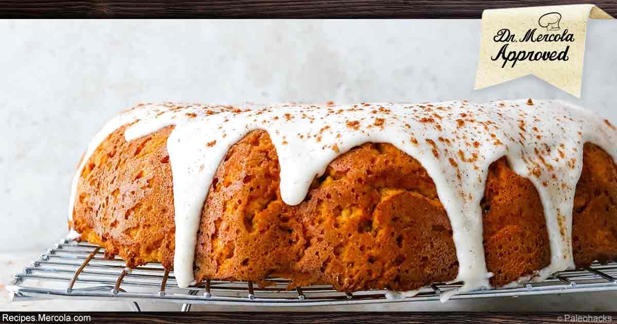 Pumpkin Cider Cake Recipe