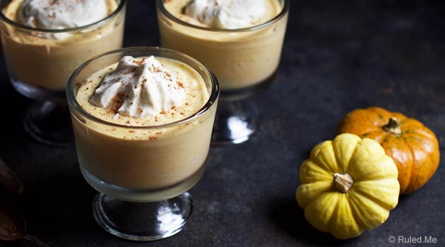 Comforting Keto Pumpkin Pudding Recipe