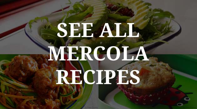 Mercola Recipes