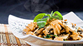 Healthy Shiitake Sautéed Mushroom Recipe