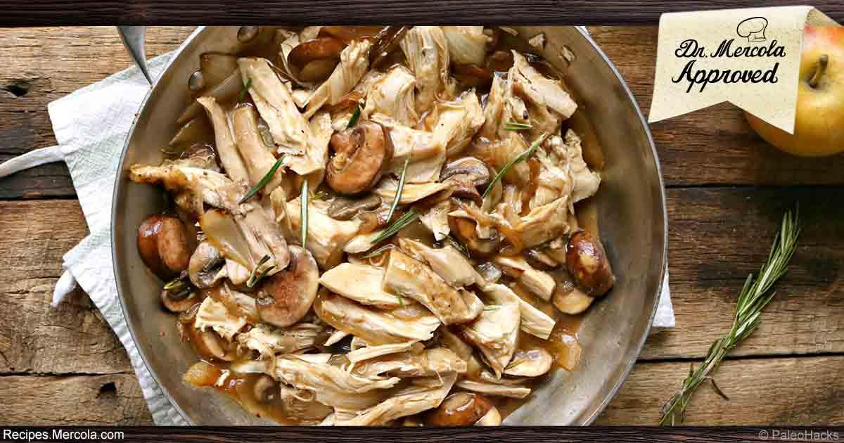 Leftover Turkey Skillet Recipe