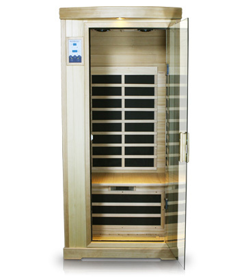 Single Person Infrared Vitality Sauna