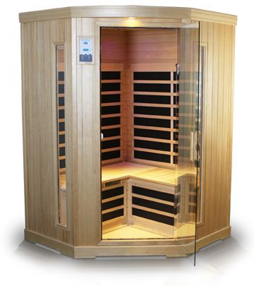 Three-Person Infrared Vitality Sauna