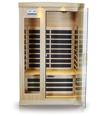 Two-Person Infrared Vitality Sauna