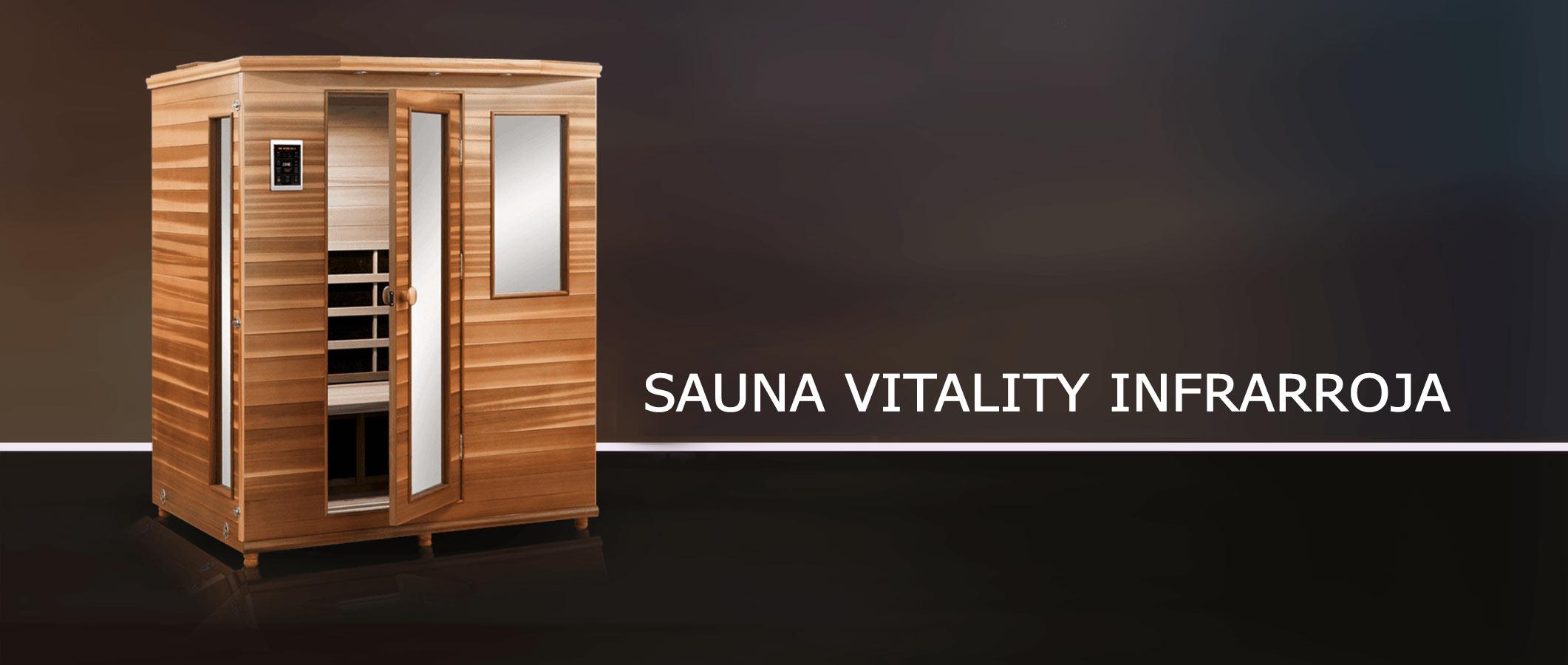 Vitality Infrared Sauna