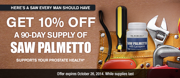 Saw Palmetto Special Offer