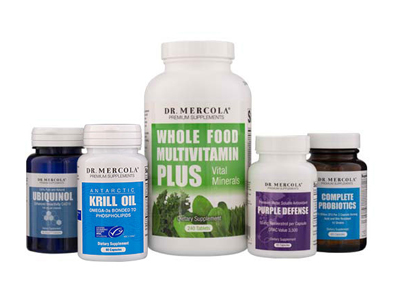 Core 5 Supplements