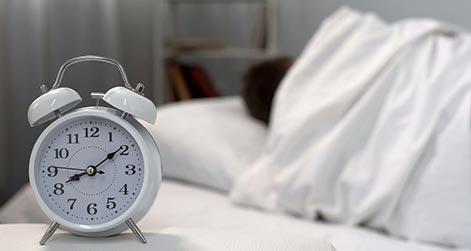 Cuánto sueño es suficiente?