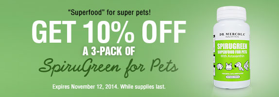 SpiruGreen Special Offer