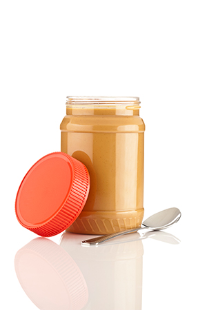 conventional peanut butter