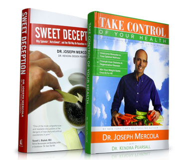 Sweet Deception and Take Control of Your Health Combo