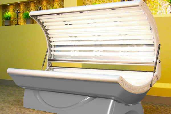 Mercola Vitality Home Tanning Bed
