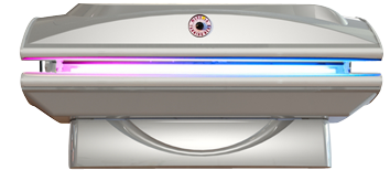Vitality Refresh Tanning Bed 18-bulb
