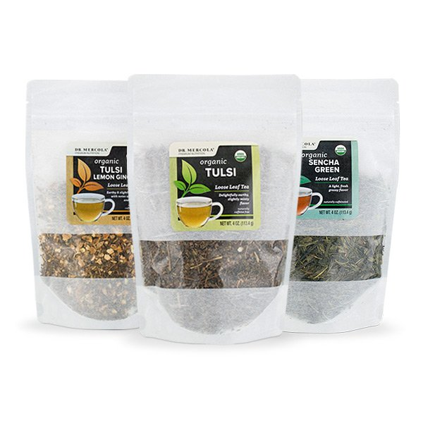 Bagged Tea: Create Your Own 3-Pack