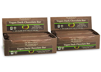 Vegan Dark Chocolate Bar with Cacao Nibs - Buy One Get One