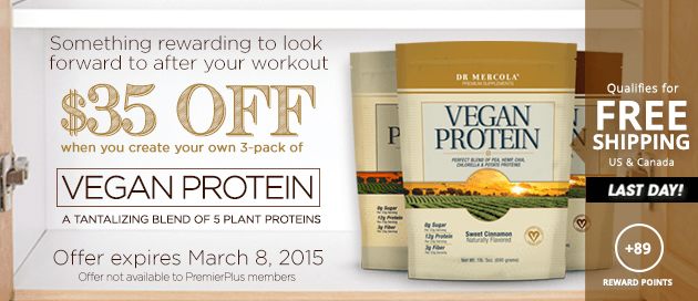 Vegan Protein Special Offer