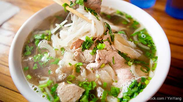Satisfyingly Light Vietnamese Pho Recipe