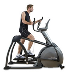 S7200HRT Suspension Elliptical Trainer