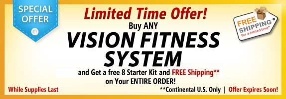 Vision Fitness Special Offer