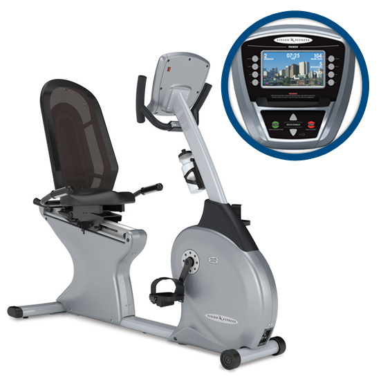 R2250 Semi-Recumbent Bike