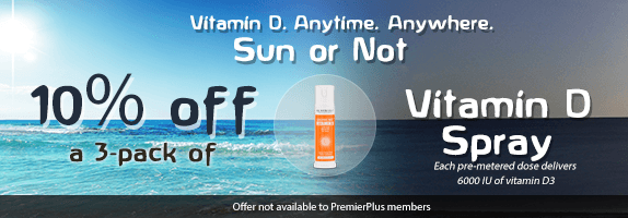 Vitamin D Spray Special Offer